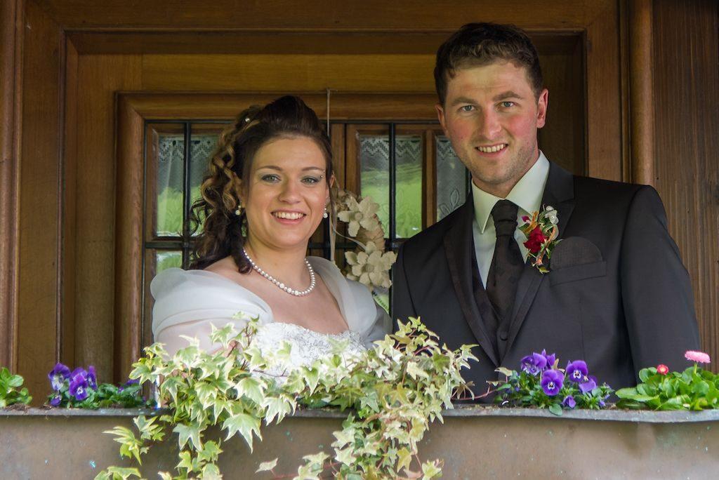 Hochzeit Corinne & Thomas