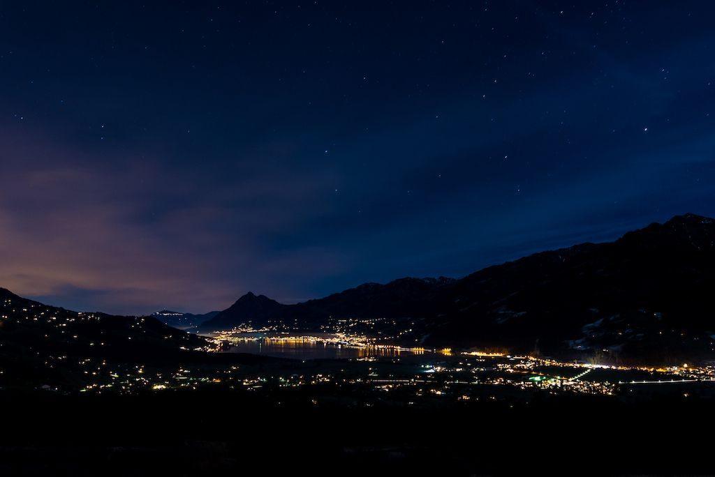 Winternachtfotografie